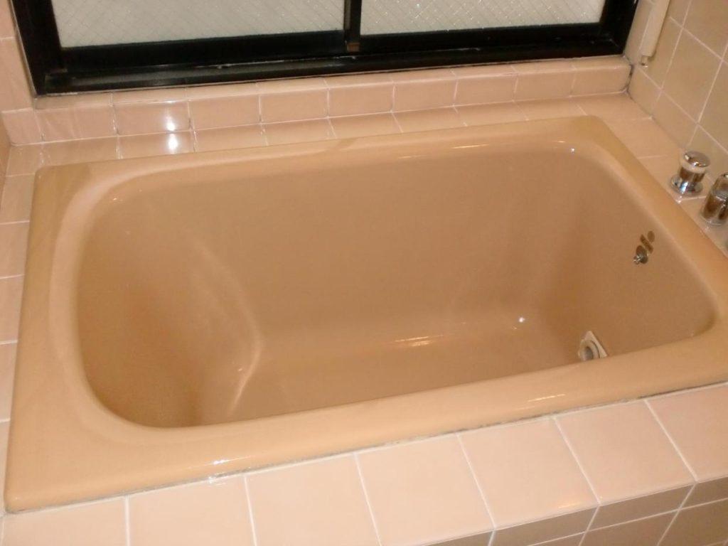 浴槽アフター
