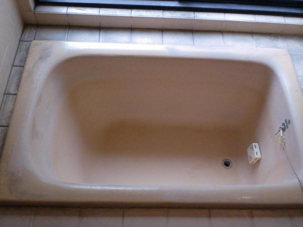 浴槽ビフォア